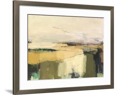 Midcoast 1-Amanda Hawkins-Framed Art Print