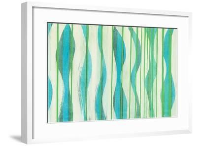 Carousing with Lines I-Allison G. Miller-Framed Art Print