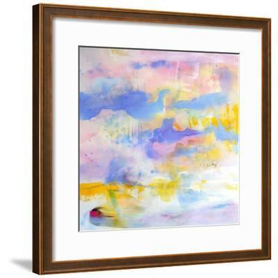 Elements of Innocence-TA Marrison-Framed Art Print