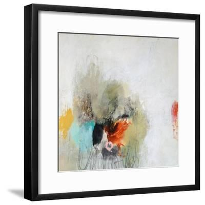 Push Away-Nicole Hoeft-Framed Premium Giclee Print