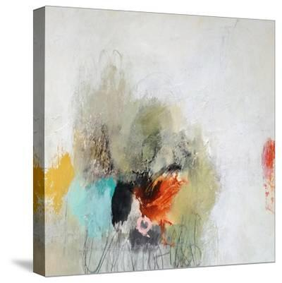 Push Away-Nicole Hoeft-Stretched Canvas Print