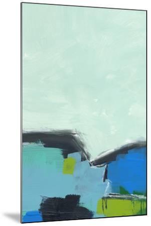 Landscape No. 98-Jan Weiss-Mounted Art Print