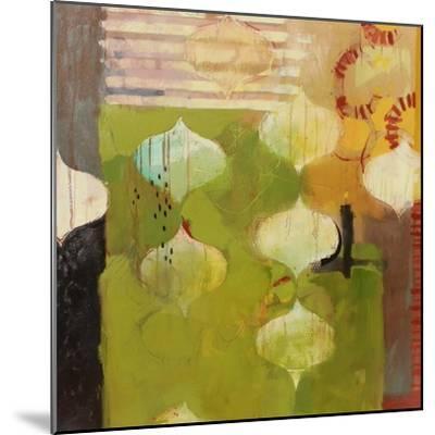 Green Shade-Jennifer Rasmusson-Mounted Art Print