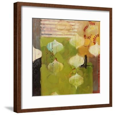 Green Shade-Jennifer Rasmusson-Framed Art Print