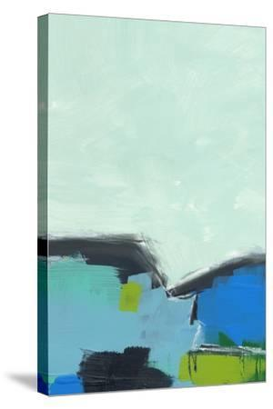 Landscape No. 98-Jan Weiss-Stretched Canvas Print
