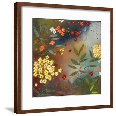 Gardens in the Mist I-Aleah Koury-Framed Art Print