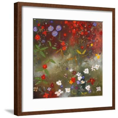 Gardens in the Mist III-Aleah Koury-Framed Art Print