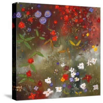Gardens in the Mist III-Aleah Koury-Stretched Canvas Print