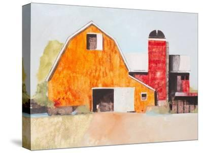 Barn No. 3-Anthony Grant-Stretched Canvas Print