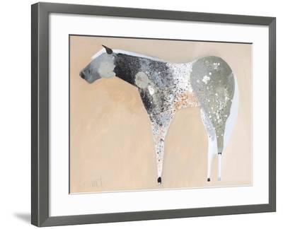 Horse No. 25-Anthony Grant-Framed Art Print