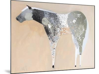 Horse No. 25-Anthony Grant-Mounted Art Print