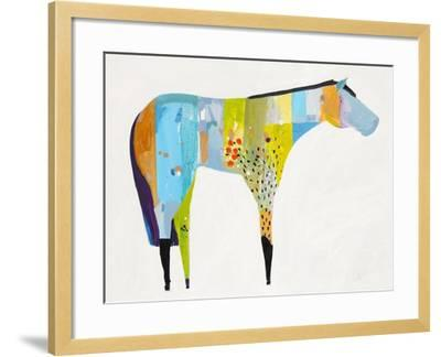 Horse No. 27-Anthony Grant-Framed Art Print