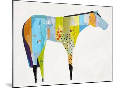 Horse No. 27-Anthony Grant-Mounted Art Print