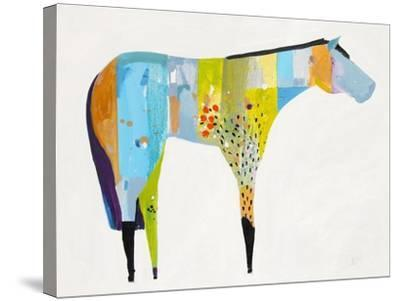 Horse No. 27-Anthony Grant-Stretched Canvas Print