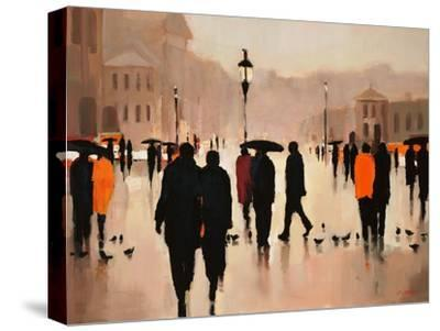 Where We Once Walked-Lorraine Christie-Stretched Canvas Print