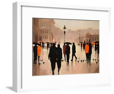 Where We Once Walked-Lorraine Christie-Framed Art Print