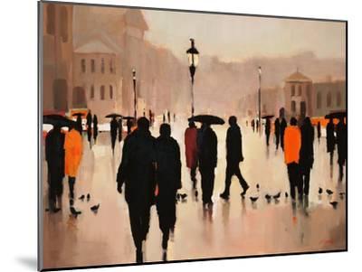 Where We Once Walked-Lorraine Christie-Mounted Art Print