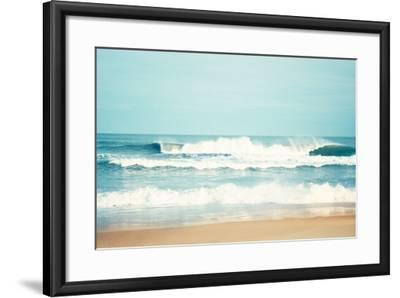 Salty Sea Air-Carolyn Cochrane-Framed Photographic Print