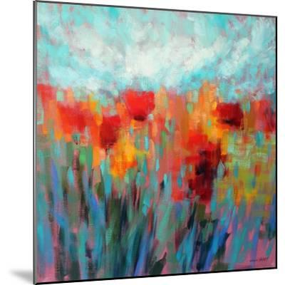Shimmering-Claire Hardy-Mounted Art Print