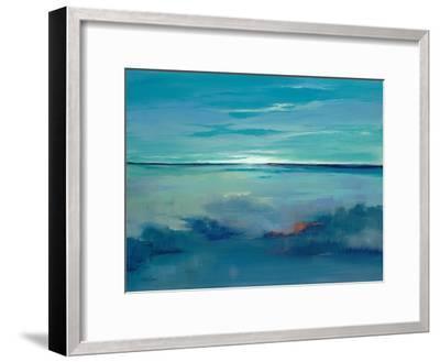 Blue Ciel-Victoria Jackson-Framed Art Print