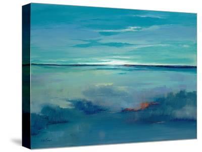 Blue Ciel-Victoria Jackson-Stretched Canvas Print