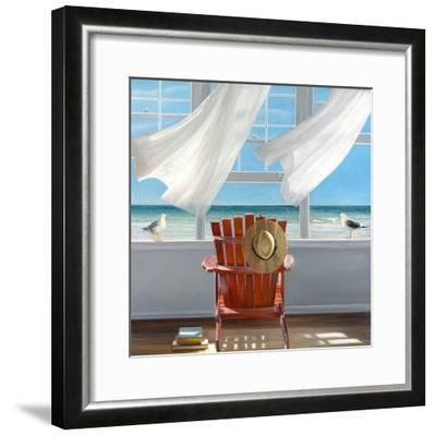 Lookout-Karen Hollingsworth-Framed Art Print