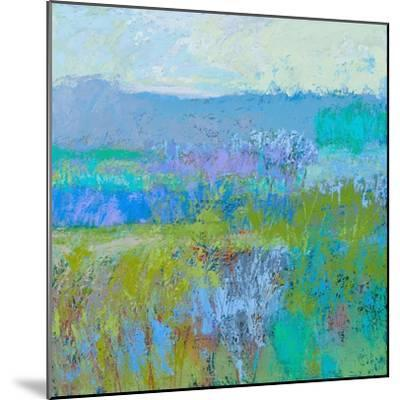 Color Field 41-Jane Schmidt-Mounted Art Print