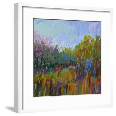 Color Field 62-Jane Schmidt-Framed Art Print