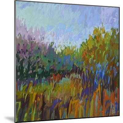 Color Field 62-Jane Schmidt-Mounted Art Print