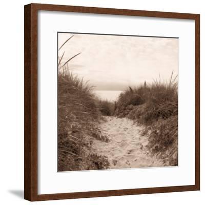 Dune Path-Christine Triebert-Framed Photographic Print