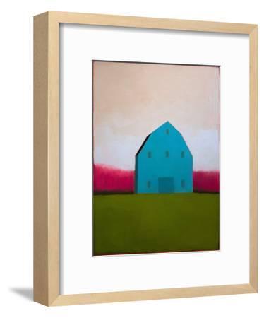 Turquoise Barn-Tracy Helgeson-Framed Premium Giclee Print