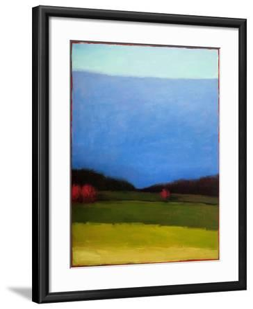 Under a Blue Sky-Tracy Helgeson-Framed Art Print