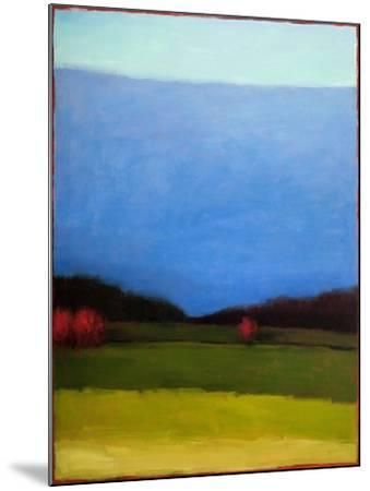 Under a Blue Sky-Tracy Helgeson-Mounted Art Print