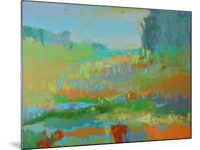 Southern View II-Jane Schmidt-Mounted Art Print