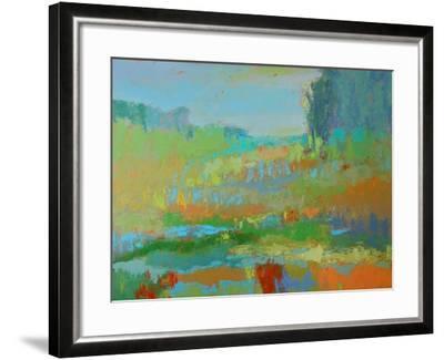 Southern View II-Jane Schmidt-Framed Art Print