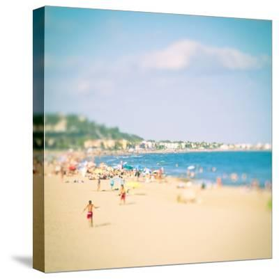 Just One Cloud-Joanna Pechmann-Stretched Canvas Print