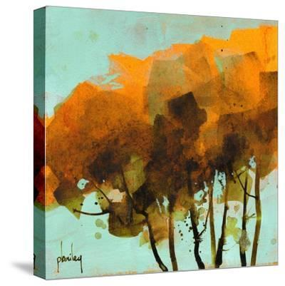 Seven Trees-Paul Bailey-Stretched Canvas Print