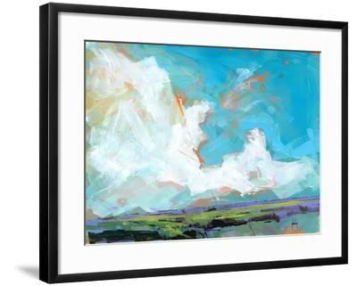 Sky Four-Massif-Paul Bailey-Framed Art Print