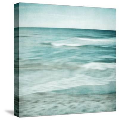 Soft Waves-Iris Lehnhardt-Stretched Canvas Print