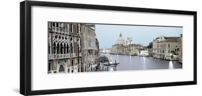 Evening on the Grand Canal-Alan Blaustein-Framed Photographic Print