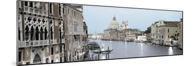 Evening on the Grand Canal-Alan Blaustein-Mounted Photographic Print