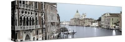 Evening on the Grand Canal-Alan Blaustein-Stretched Canvas Print
