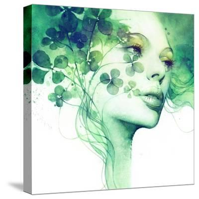 Serendipity-Anna Dittman-Stretched Canvas Print
