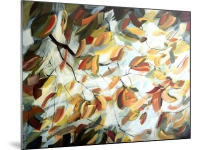 Branching Boundlessly-Holly Van Hart-Mounted Art Print
