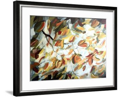Branching Boundlessly-Holly Van Hart-Framed Art Print