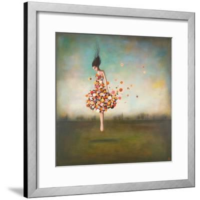 Boundlessness in Bloom-Duy Huynh-Framed Premium Giclee Print