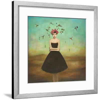Fair Trade Frame of Mind-Duy Huynh-Framed Premium Giclee Print