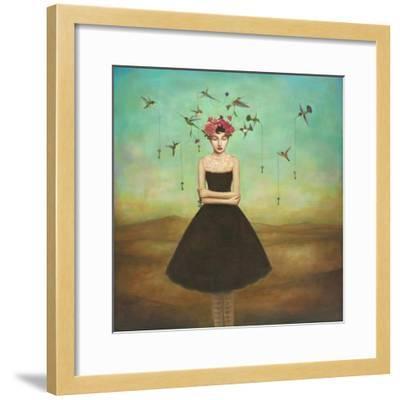 Fair Trade Frame of Mind-Duy Huynh-Framed Art Print