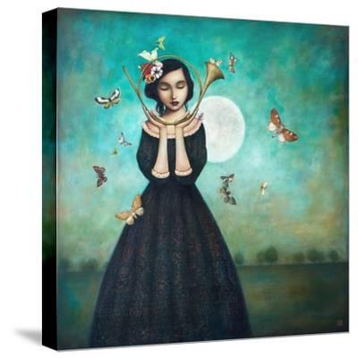Evening Echoes-Duy Huynh-Stretched Canvas Print