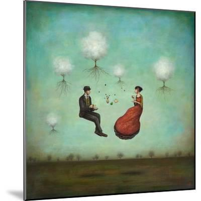 Gravitea For Two-Duy Huynh-Mounted Premium Giclee Print